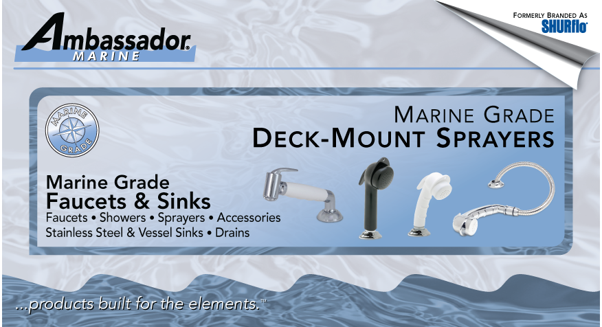 Deck-Mount Sprayers