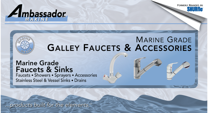 Galley Faucets & Accessories