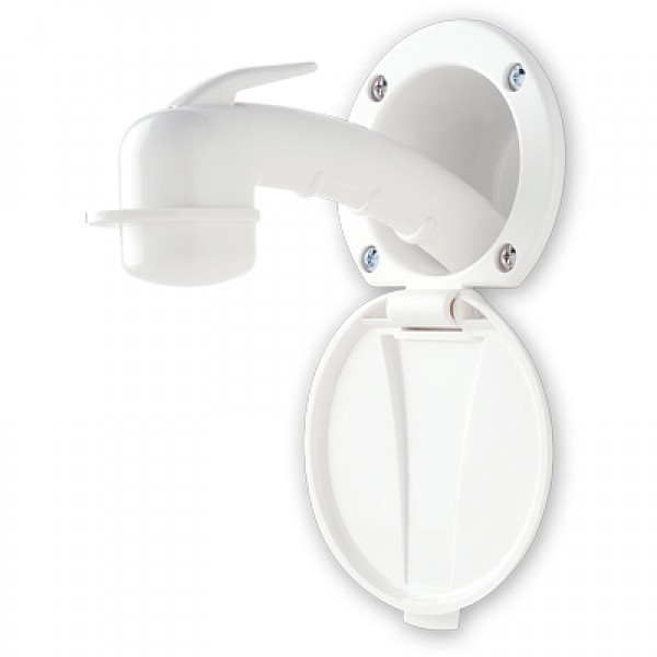 Recessed Shower (Plastic Lid)- Small Sprayer